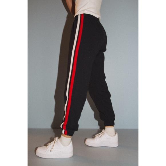 top-rated genuine performance sportswear kid Brandy Melville Zari Sweatpants NWT